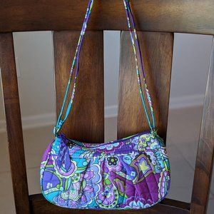 Vera Bradley Heather Frannie Crossbody NWT